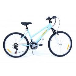 Bicyclette VTT 24 pouces ALYSSA - Rodeo-6024 18GSF