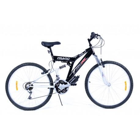 Vélo VTT 26 pouces BLACK DAWN - Prado-9026 D