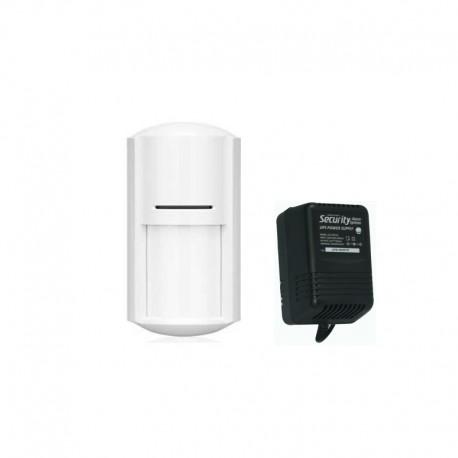 Détecteur de mouvement extérieur sans fil - PIR-957W