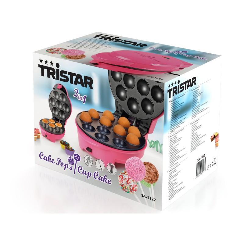 Achat vente machine cupcakes tristar sa 1127 for Cuisine conviviale appareil