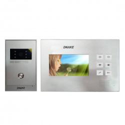 """Vidéophone avec écran 4.5""""- Dnake-C5PB-I2G"""