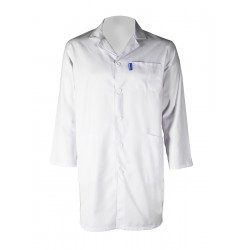 Blouse Homme Blanche manches longues