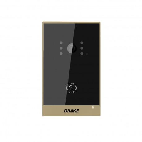 Plaque de rue en inox pour vidéophone - Dnake-I2N