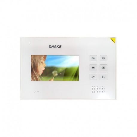 """Ecran blanc pour vidéophone 4.5""""- Dnake-I2B"""