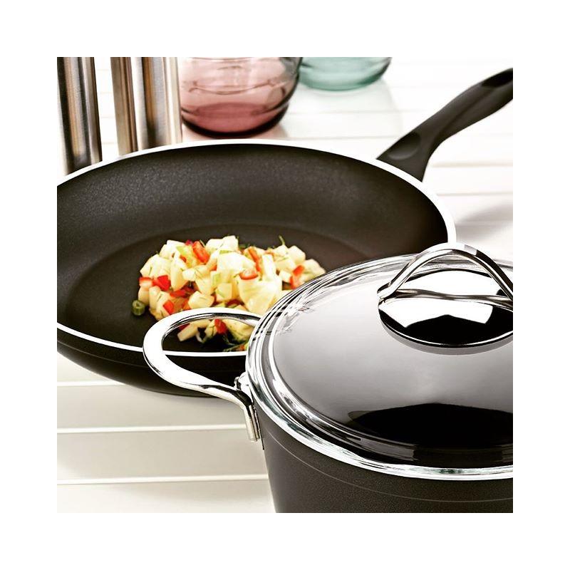 Achat vente batterie de cuisine 9 pi ces en t flon papilla - Cuisine en scene batterie de cuisine ...