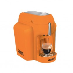 Mini Cafetière Express à Capsules Orange - Bialetti