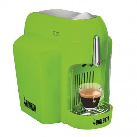 Mini Cafetière Express à Capsules Vert - Bialetti