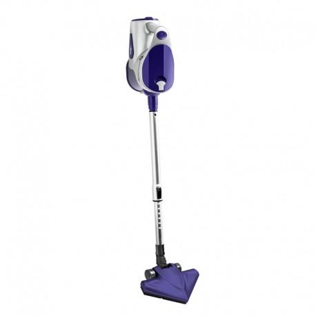 Aspirateur vertical électrique sans sac 1400 watts Lilac- Blue House