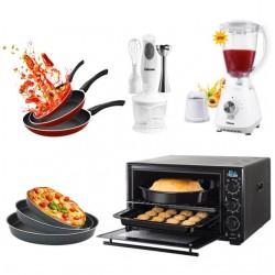 Pack Romdhane : Sélection d'électroménager et ustensile de cuisine