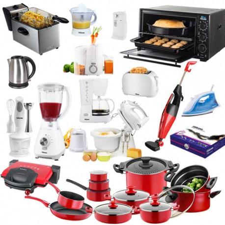 Pack 3ersi : 20 Appareils electroménager et ustensile cuisine Pour Futurs Mariées