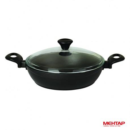 Mijoteuse téflon noir diamètre 26 cm - Mehtap BST26