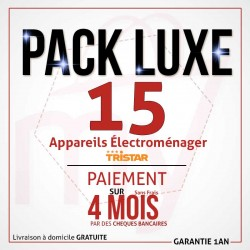 Pack Luxe