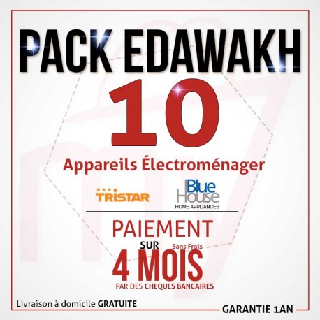 Pack Edwa5 : Sélection de petits electroménager