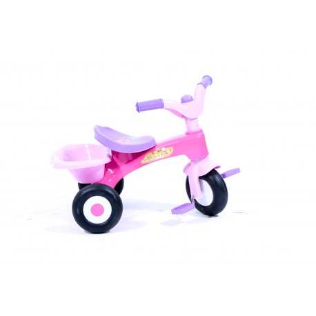 Tricycle plastique love puck - Rodeo-T227
