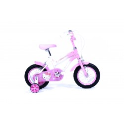 Bicyclette enfant hello kitty 12 pouces - Rodeo-HK12