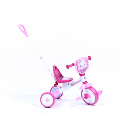 Tricycle brillo avec canne - Rodeo-T5317