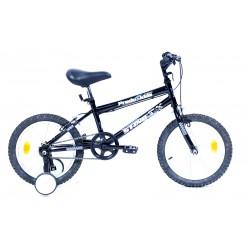 Bicyclette VTT 16 pouces eco garçon - Rodeo-6016 PG