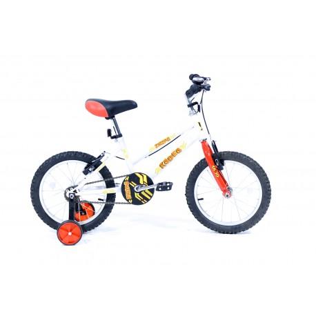 Bicyclette VTT 16 pouces ZIG ZAG fille - Rodeo-6016 1VF