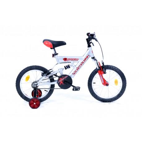 Vélo VTT 16 pouces KICKIN - Rodeo-6016 KDSG