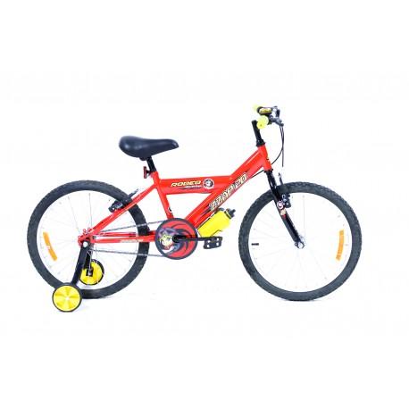 Vélo VTT 20 pouces ZZAP - Rodeo-6020 ZG