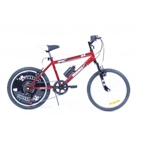 Vélo VTT 20 pouces NINJA garçon - Rodeo-6020 6V
