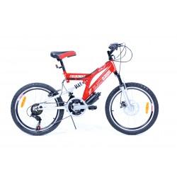 Vélo VTT 20 pouces BLACK DAWN - Rodeo-6020 C18