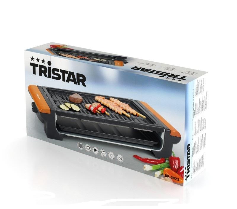 Barrel barbecue portable double plaque grille en inox - Plaque de cuisson electrique portable ...
