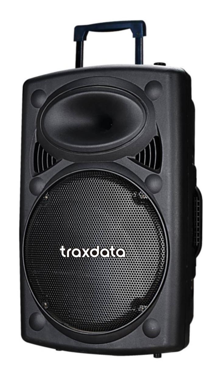 Haut parleur actif multimédias - Traxdata TRX-015M