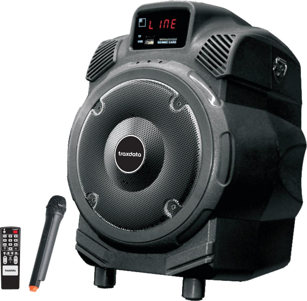 Haut parleur mini speaker sans fils -Traxdata TRX-A6