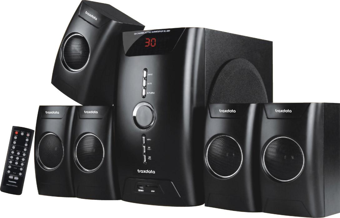 Home cinema 5.1 multimédia - Traxdata TRX-SL001