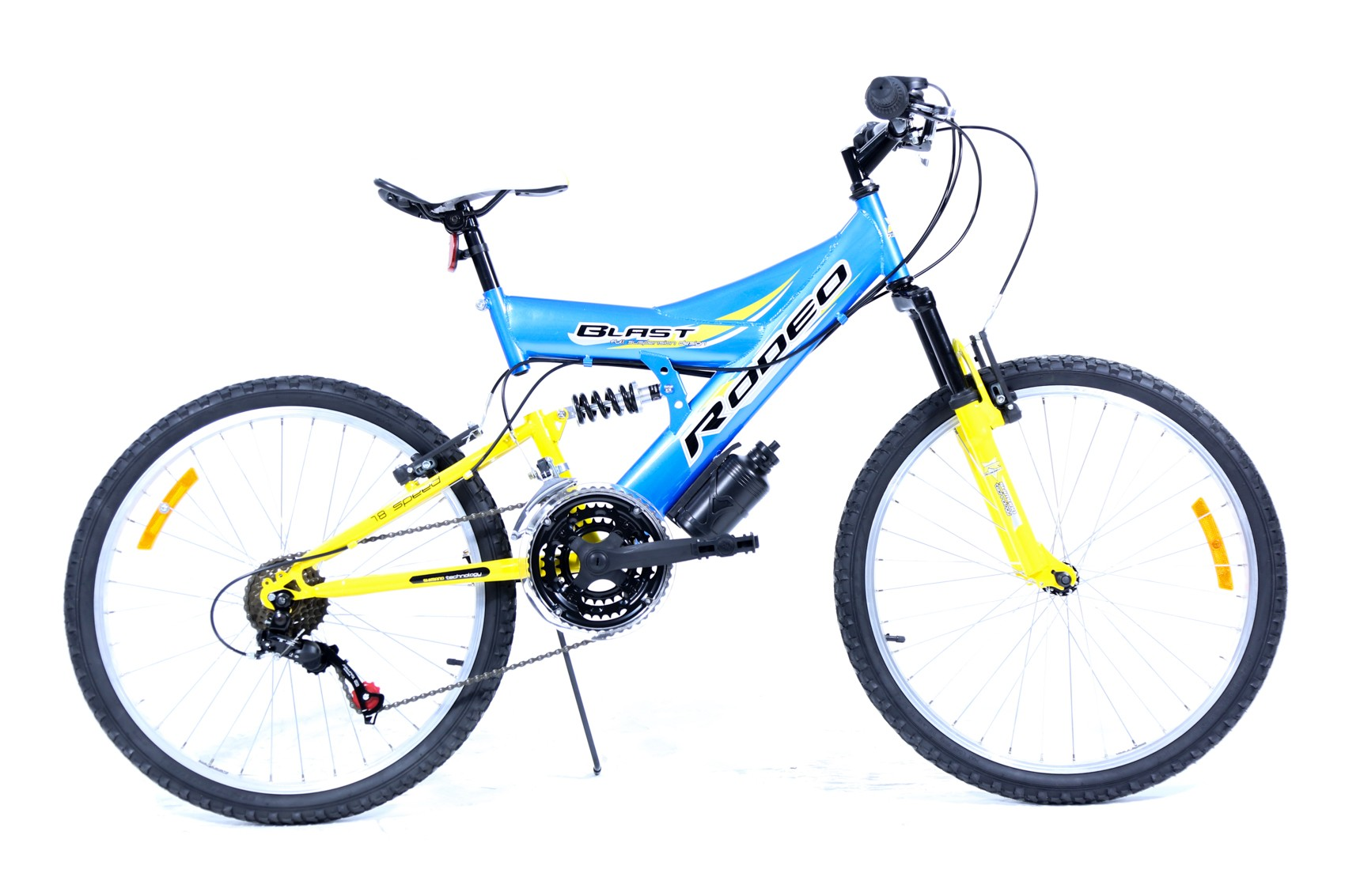 Bicyclette Image bicyclette vtt 24 pouces blast - rodeo-6024 b18