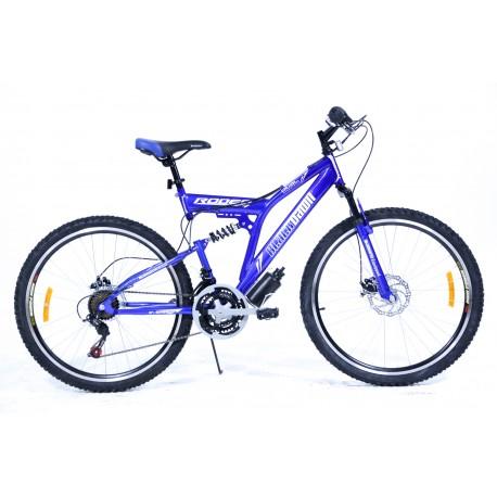 Bicyclette Image bicyclette vtt 26 pouces black dawn - rodeo-6026 c21