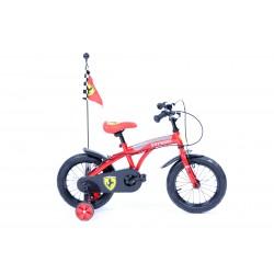 Bicyclette enfant ferrari 14 pouces - Rodeo-FE14