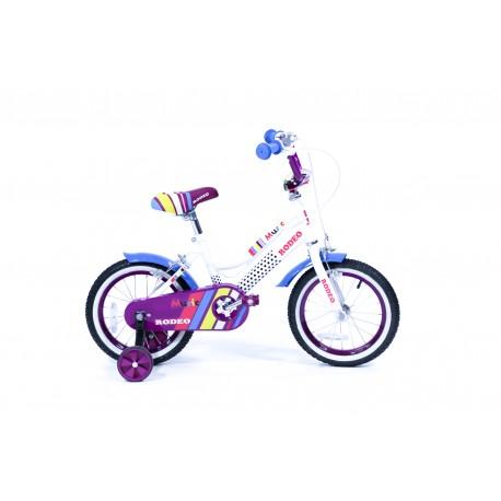 Vélo enfant music 14 pouces - Rodeo-MU14