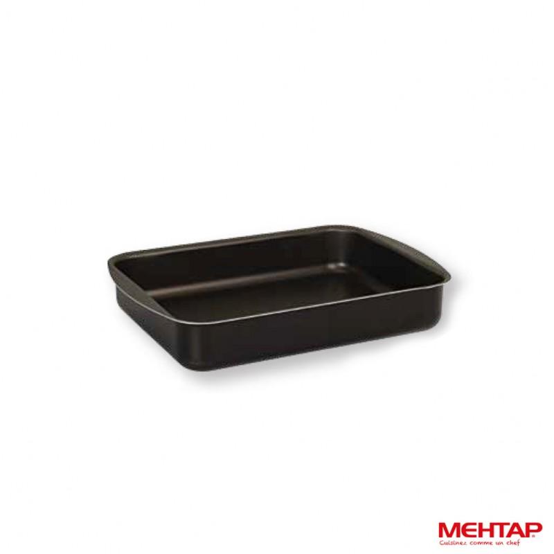 plat four t flon rectangulaire diam tre 40x29 cm. Black Bedroom Furniture Sets. Home Design Ideas