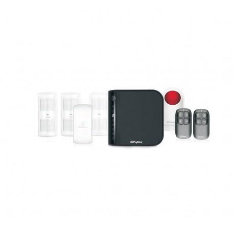 Kit système d'alarme SF avec ligne téléphonique fixe - SECU8-PSTN