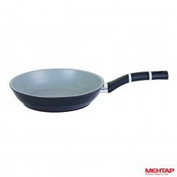 Poêle téflon granite de diamètre 28 cm - Mehtap GT28