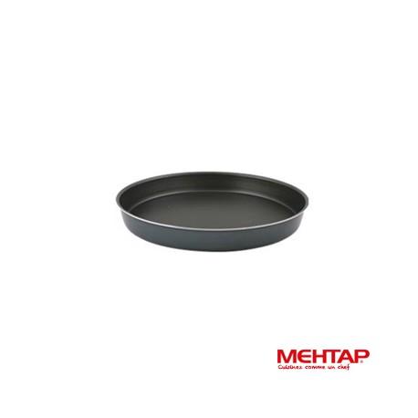 Plat à four téflon noir diamètre 30 cm - Mehtap YUT-30