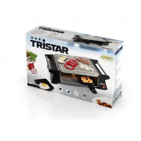 Appareil à raclette avec pierre 500 Watts - Tristar RA-2990