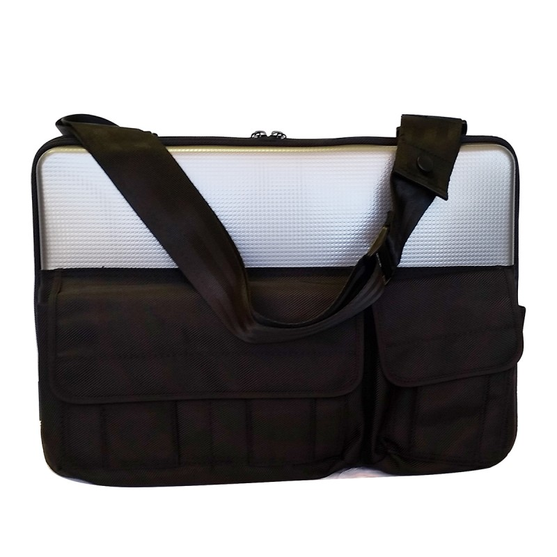 sacoche pour pc 15 6 pouces datashell sl sb15 gy180. Black Bedroom Furniture Sets. Home Design Ideas