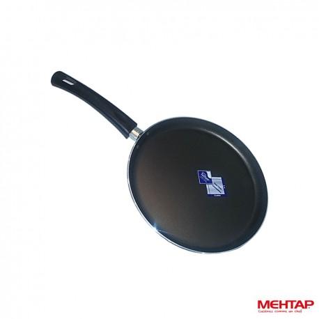 Crêpière fonte aluminium noir diamètre 22 cm - Mehtap KRT22