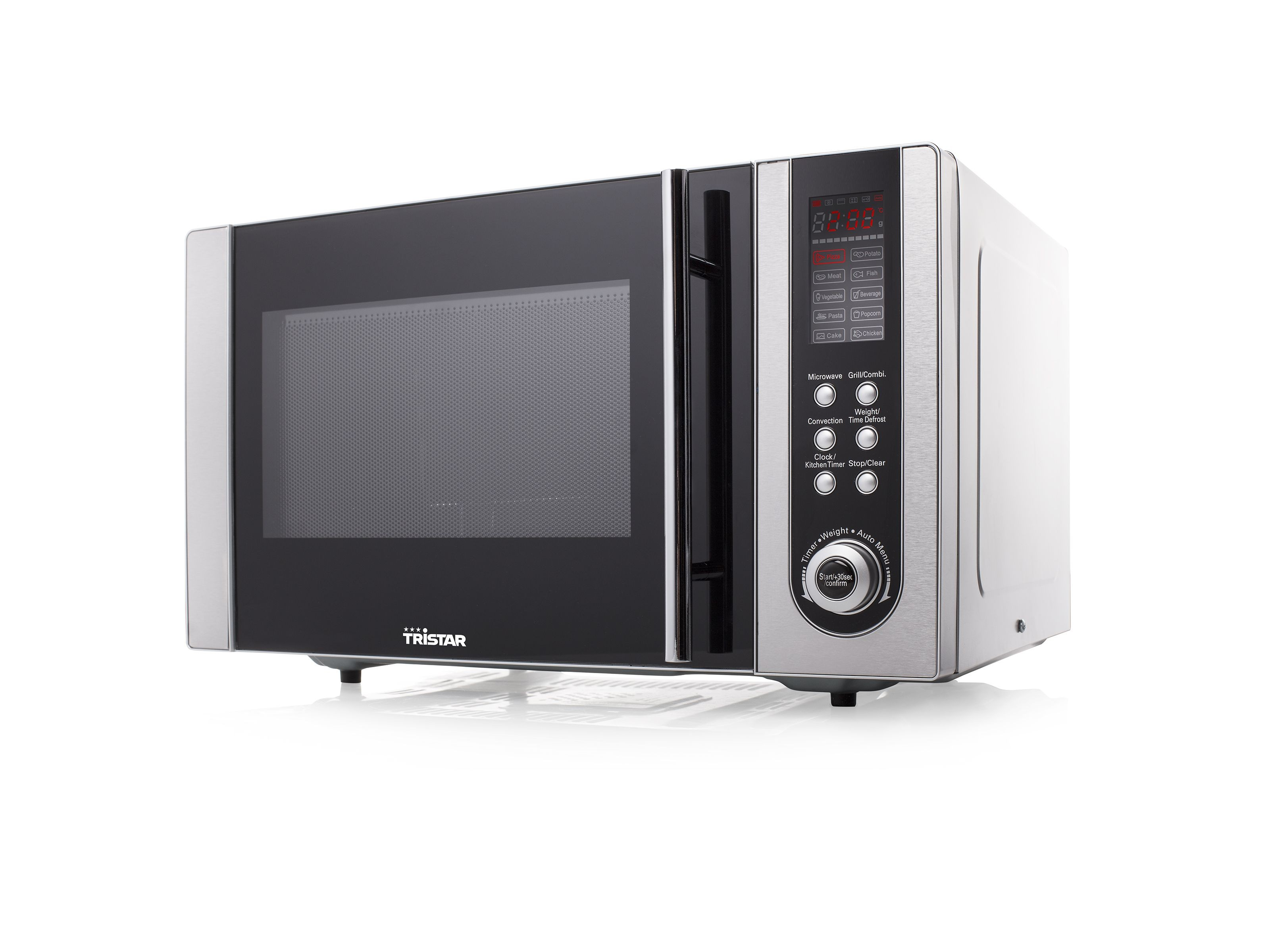 micro ondes 800 watts 23 litres tristar mw 2897. Black Bedroom Furniture Sets. Home Design Ideas