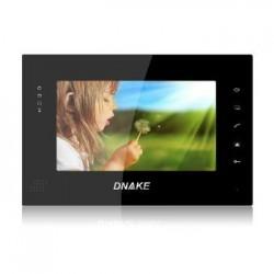 """Ecran couleur 7"""" noir pour vidéophone - Dnake-G5N"""