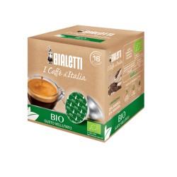 Boîte de 16 capsules café Bio - Bialetti