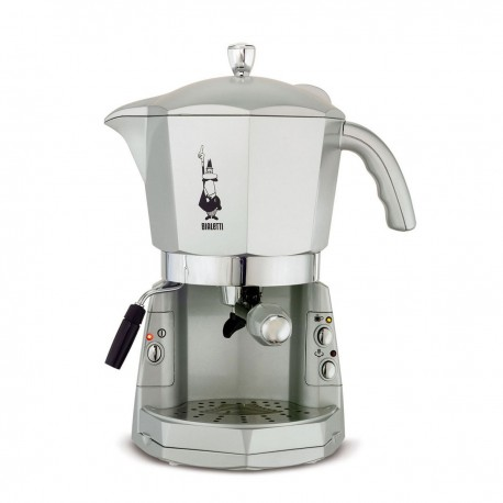 Cafetière électrique à capsule gris - Mokona Bialetti