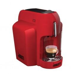 Mini Express machine pour café avec capsules 0.7L Rouge - Bialetti