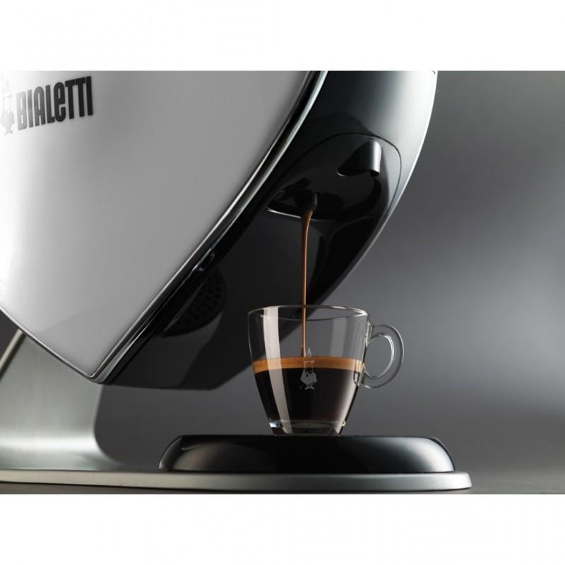 machine caf capsule blanc bialetti cuore. Black Bedroom Furniture Sets. Home Design Ideas