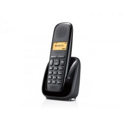 Téléphonie Fixe Solo Sans Répondeur Noir - Gigaset A150