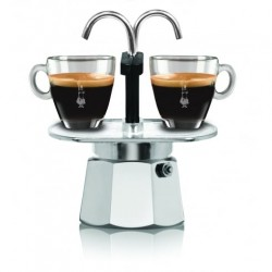 Mini Express en aluminium 2 Tasses - Bialetti Mini