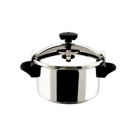 Cocotte inox 6 Litres collection super cook - AMS